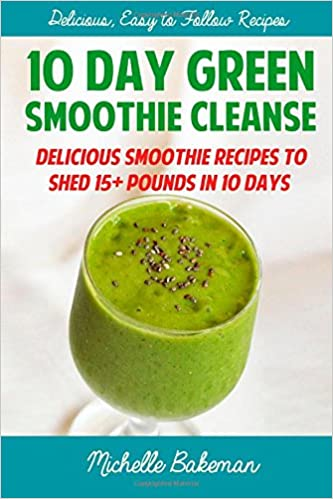 Amazon Com 10 Day Green Smoothie Cleanse Delicious