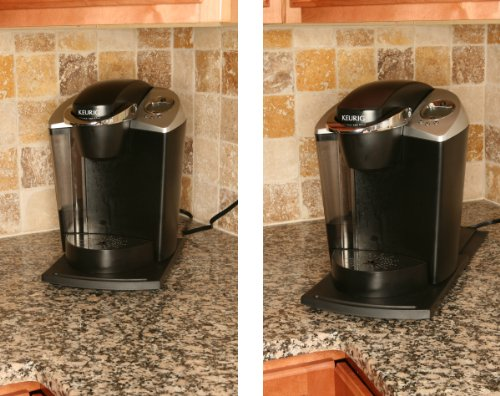 Sliding Shelf Caddy - Pull Out Appliance Tray to Reach Coffee Maker, Toaster, eBay
