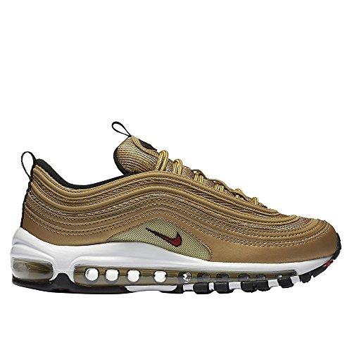Nike W Air Max 97 Gold Donna Sneaker Oro OG QS EU38