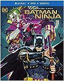 ニンジャバットマン [Blu-ray + DVD ブルーレイのみ日本語音声有り ※国コードロック](輸入版) -Batman Ninja-