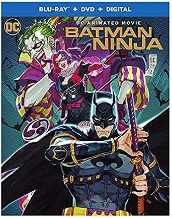 Amazon.com: ninzyabattoman [Blu-ray + DVD Blu-ray only ...