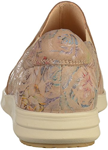 Caprice Women's 24610 Loafers, Gold Beige