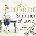 Summer of Love Hörbuch von Katie Fforde Gesprochen von: Jane McDowell
