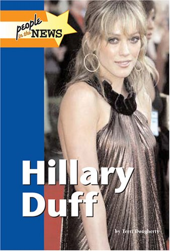 Download Hillary Duff (People in the News) ebook