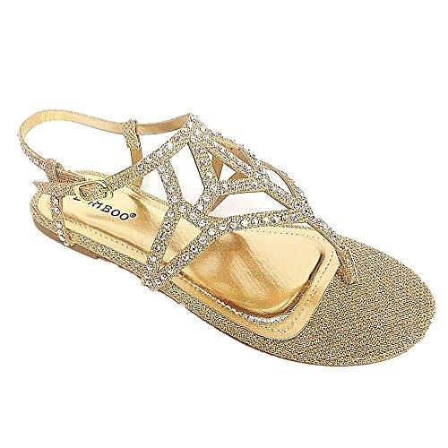 Sandali Con Cinturino Alla Caviglia Con Cinturino Alla Caviglia Per Donna In Bambù