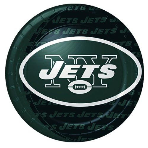 New York Jets Dinner Plates (New York Jets Halloween Costumes)