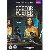 DOCTOR FOSTER BBC DRAMA UK DVD IMPORT (REGION 2) Suranne Jones
