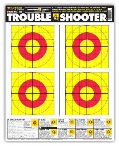 Trouble Shooter Handgun Training Shooting