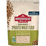 Arrowhead Mills Organic Sprouted Wheat Flour, 16 oz.