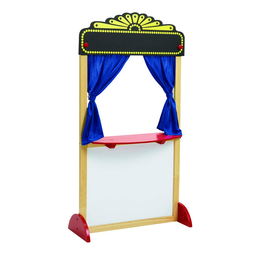 Excellerations MATINEE Standing Puppet Theater Pack of 5