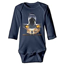 OMALA Lost In The Pacific Baby Jumpsuit Navy