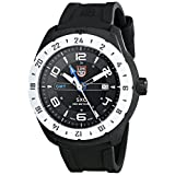 Luminox Men's A.5027 SXC PC Carbon GMT Analog Display Quartz Black Watch