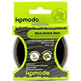 Happy Pet Products Komodo Mealworm Dish (One Size) (Gray)