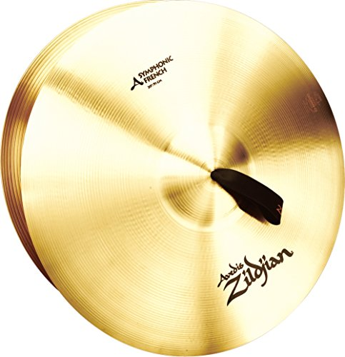 Zildjian A Symphonic French Tone Crash Cymbal Pair 20 in. French Orchestral Cymbal