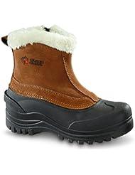 Guide Gear Womens Insulated Side Zip Winter Boots, 600 Gram, Slight Blemish