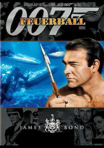 James Bond 007 - Feuerball Film