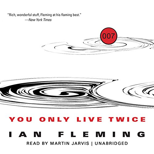 You Only Live Twice: James Bond, Book 12, used for sale  Delivered anywhere in USA