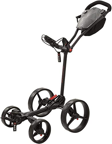 Big Max Blade Quattro Push Carts USA