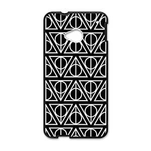 Simple triangle pattern Cell Phone Case for HTC One M7