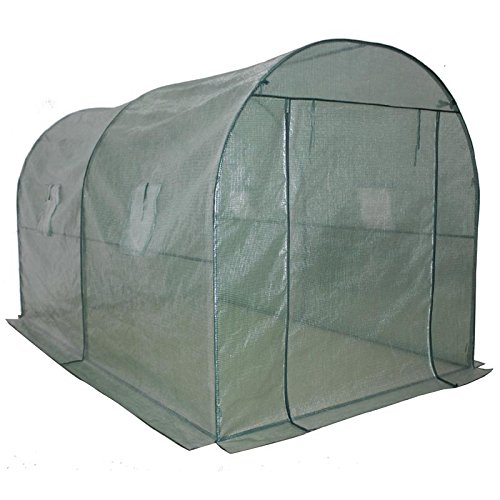 Hot Green House 12'X7'X7' Large Walk-In Greenhouse Outdoor Plant Gardening