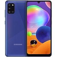 """Samsung Galaxy A31 - Smartphone 6.4"""" Super AMOLED (teléfono 4GB RAM, 128GB ROM), Color Azul [Versión española]"""