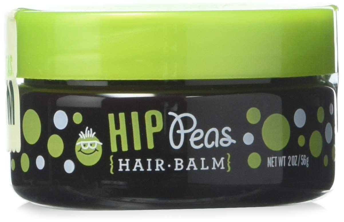 Amazoncom Hip Peas Natural Hair Styling Balm Hair Styling Waxes