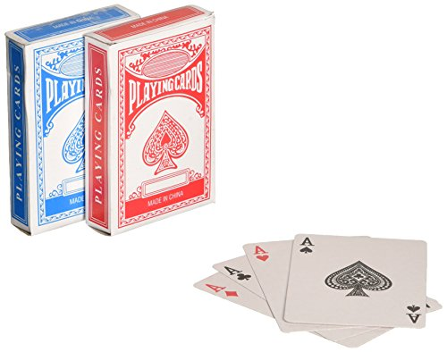 Economy Playing Cards (Pack of 12)