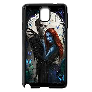 Samsung Galaxy Note 3 Black Cell Phone Case The Nightmare Before Christmas LWDZLW1938 Phone Case For Men Custom