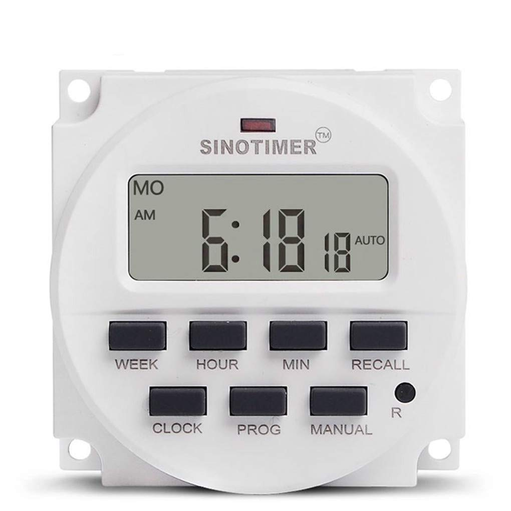 Onepeak Multi-function Programmable Timer Switch Energy-saving Controller Intelligent Timing Switch