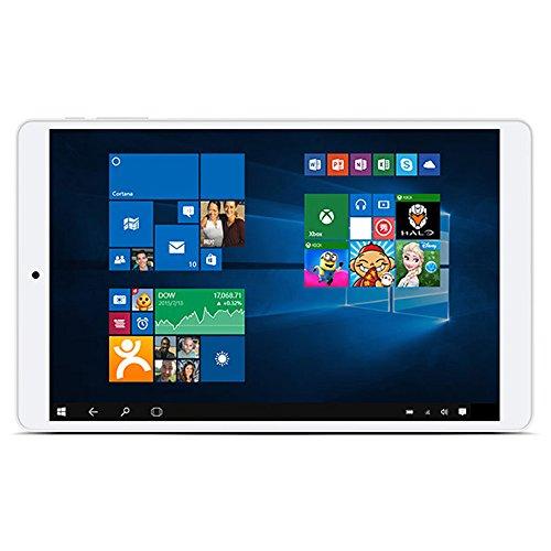 Teclast X80 Pro Tablet PC Android 5.1 / Windows-10 Startseite Kirsch Trail X5 Z8300 Quad-Core-8-Zoll-IPS-Schirm 5.5mm Narrow Bezel 1.84GHz 16.10 Doppelkameras 4K Video Wireless-All in One HDMI