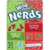Wonka Nerds Wild Cherry And Melon - 1.65 g