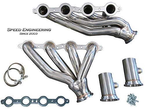 LS Swap S10 Conversion Headers (LS1, LS2, LS3, LS6, LS Engines) Truck & SUV