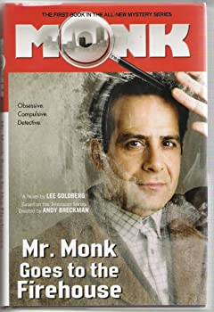 Mr. Monk Goes to the Firehouse 0451217292 Book Cover