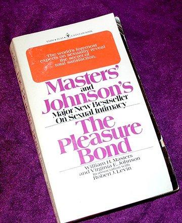 The Pleasure Bond by William H. Masters (1980-07-01)
