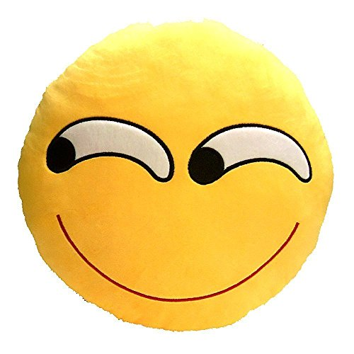 HOT SALE Cushion Emoticon Emoji Pillow Gift Cute Shits Poop Stuffed Toy Doll Christmas Present Funny Plush Bolster Cojines Pillow Cushion (Sinister)