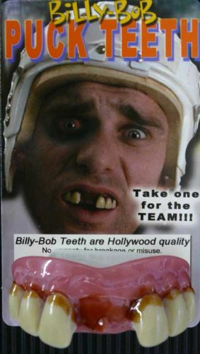 Billy Bob Teeth - Billy-bob Teeth - Puck Teeth By Billy Bob Teeth ()