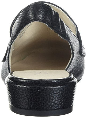 Kenneth Cole Reactie Dames Bari Herenkleding Geïnspireerd Slingback Loafer Plat Zwart