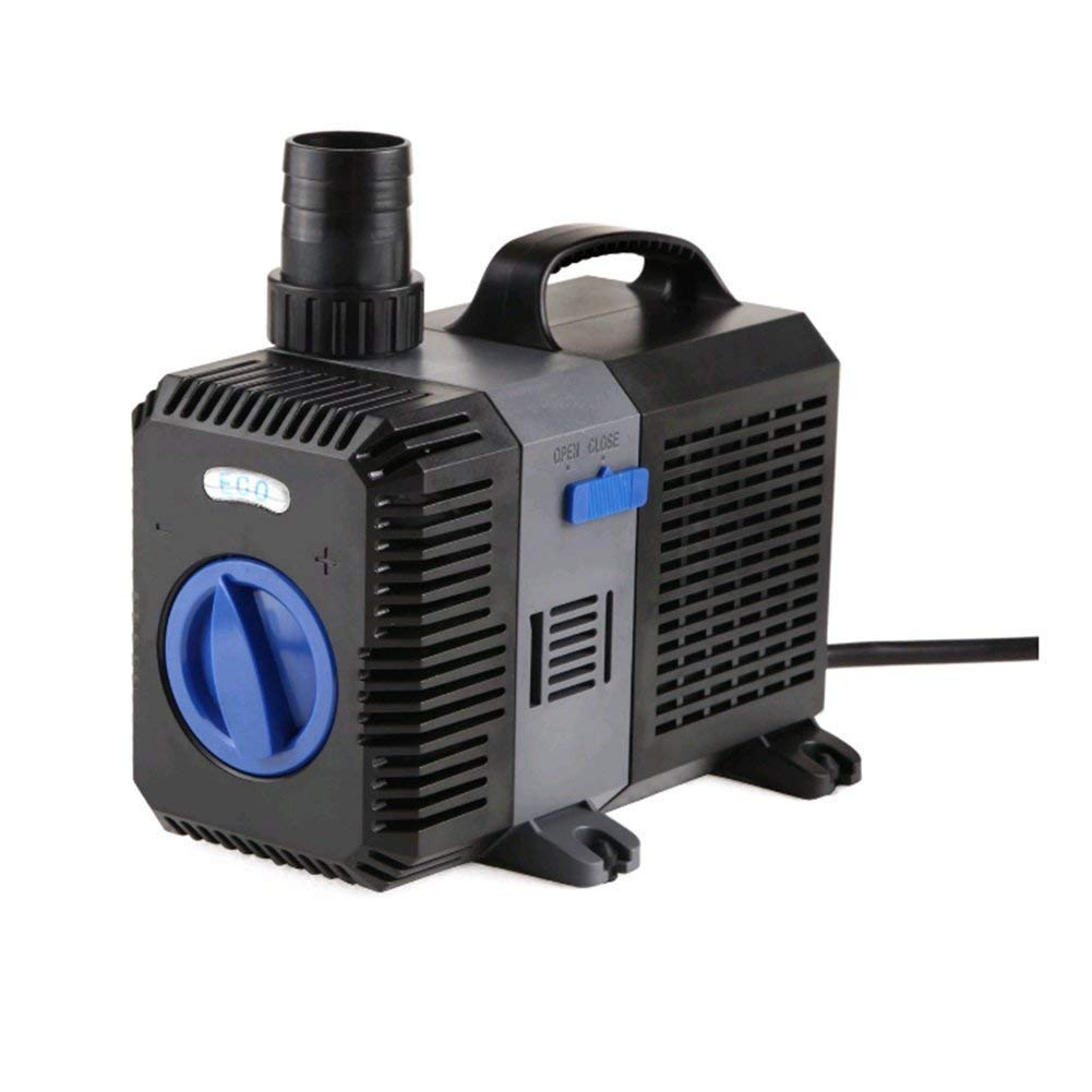3800 Drrie Submersible Water Pump for Pond, Aquarium, Fish Tank Fountain Water Pump Hydroponics with,Rocks, Lakes, and Water Recycling,CTP5800 [Energy Class A],3800