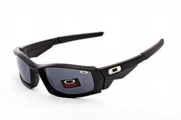Oakley OO9238-17 Gafas de sol deportivas, polarizadas, con montura de TR90,