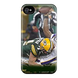 Flexible Tpu Back Cases Covers For Iphone 6 - Green Bay Packers