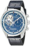Zenith Men's 0320854021.51C El Primero Analog Display Swiss Automatic Blue Watch