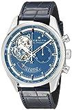 Zenith Men's 0320854021.51C El Primero Analog Display Swiss Automatic Blue Watch