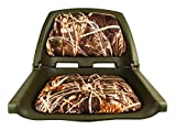 attwood Padded Flip Boat Seat, Camoflauge