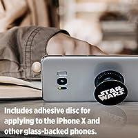 PopSockets Grip – Soporte y Agarre para Smartphones y tabletas – Logo de Star Wars: Amazon.es: Electrónica