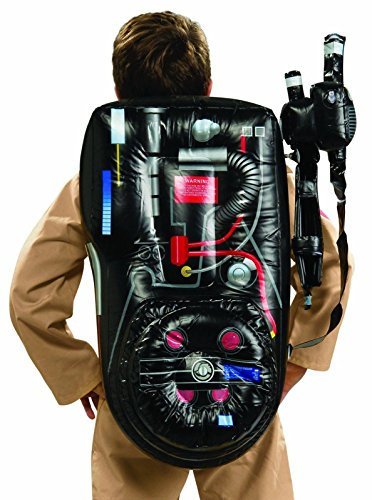 Rubie's Costume Kids Classic Ghostbusters Inflatable Costume Proton Backpack ()