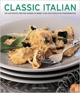 Book Classic Italian
