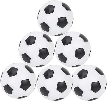 VGEBY1 Reemplazo del balón de fútbol de la Mesa, Mini Accesorio de ...