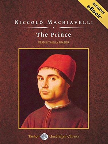Download The Prince, with eBook (Tantor Unabridged Classics) pdf epub