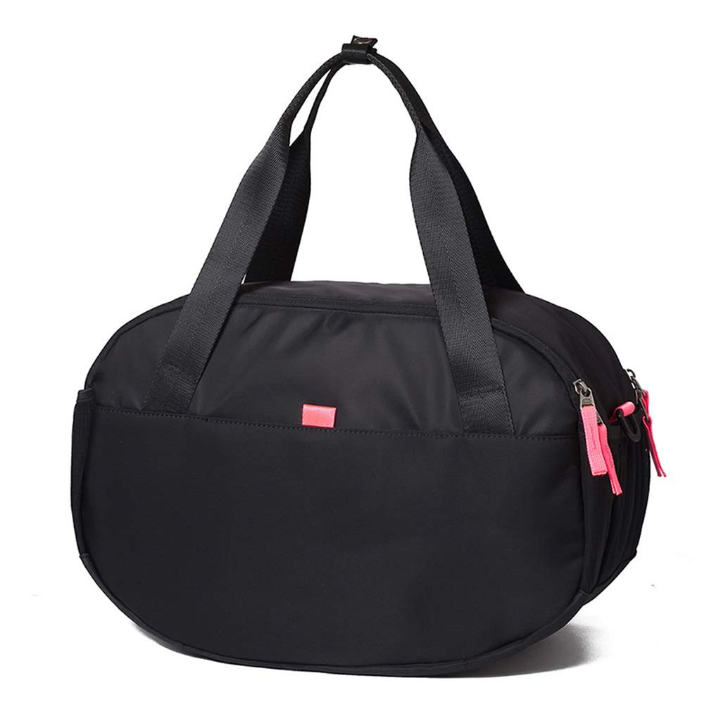 WANGXIAOLINYUNDONGBAO トラベルバッグ、ポータブル、マルチファンクション、フィットネスバッグ、短距離用バッグ、スポーツバッグ、ブラック,42*21*29cm (色 : Color1)  Color1 B07NSXNTR1