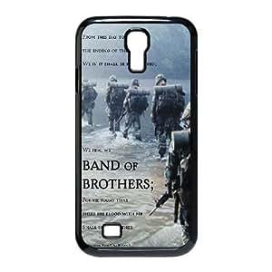 WEUKK Band of Brothers Samsung Galaxy S4 I9500 cases, personalized phone case for Samsung Galaxy S4 I9500 Band of Brothers, personalized Band of Brothers cover case